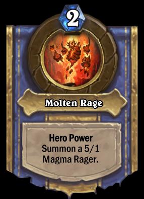 Molten Rage Card Image