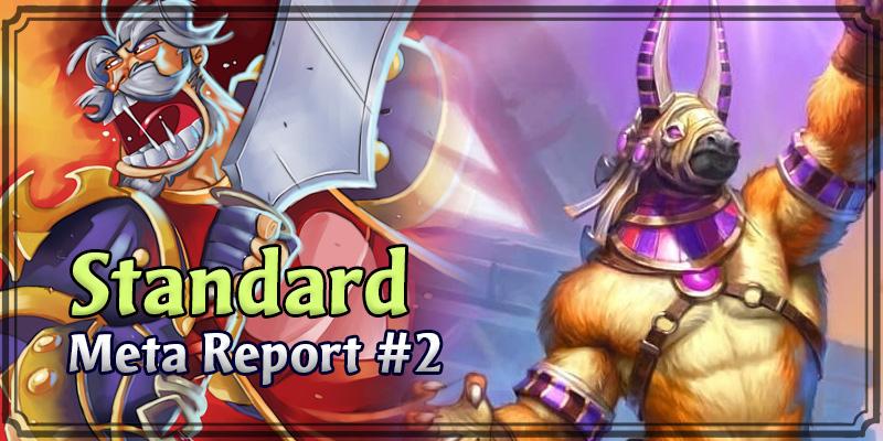 Standard Meta Report #2 - August 18, 2019 - August 25, 2019
