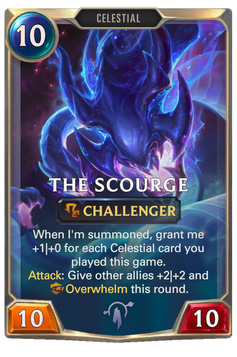 The Scourge Card Image