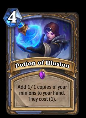 Potion of Illusion Card Image