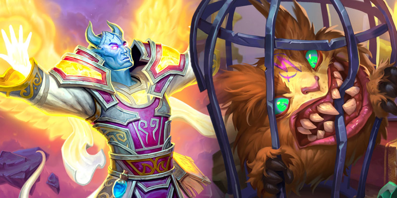Three Card Balance Changes Arrive in Hearthstone on July 15 - Druids and Priests Getting Nerfed