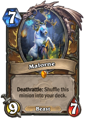 Malorne Card Image
