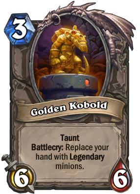 Golden Kobold Card Image