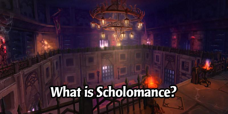 A Quick Overview of Warcraft's Scholomance