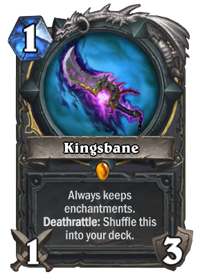 Kingsbane Card Image