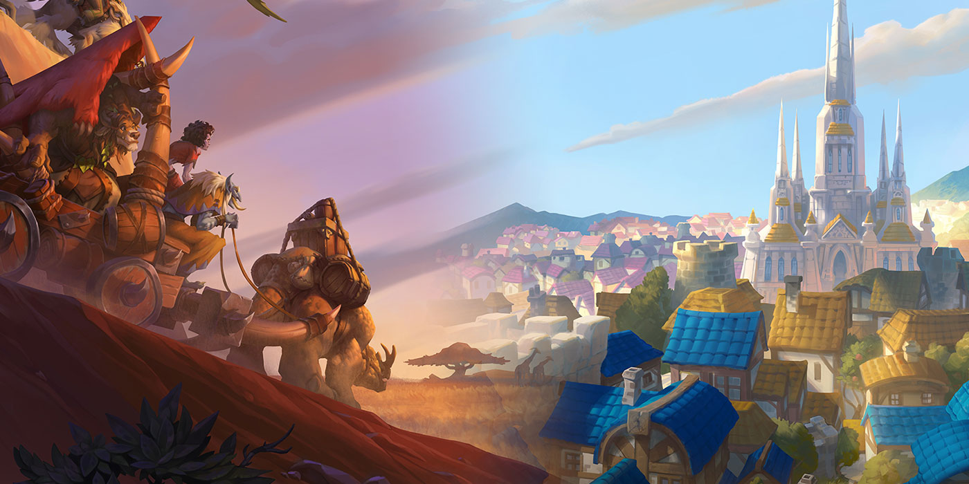 Leaving The Barrens Behind, Entering Stormwind - How Was Your Rewards Track Journey?