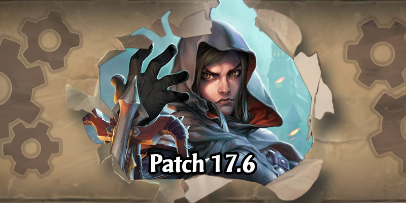 Patch 17.6 - Scholomance Pre-Orders, Battlegrounds Updates, July Card Nerfs