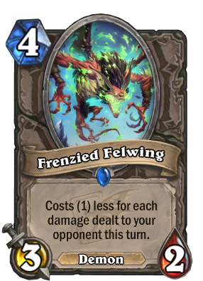Frenzied Felwing Card Image