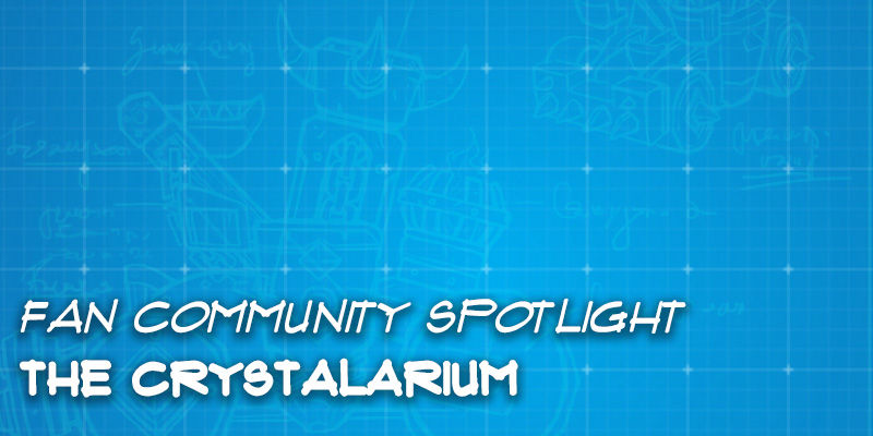 "Fan Community Spotlight - Dezitronix's ""The Crystalarium"""