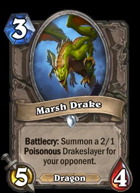 Marsh Drake Card Image