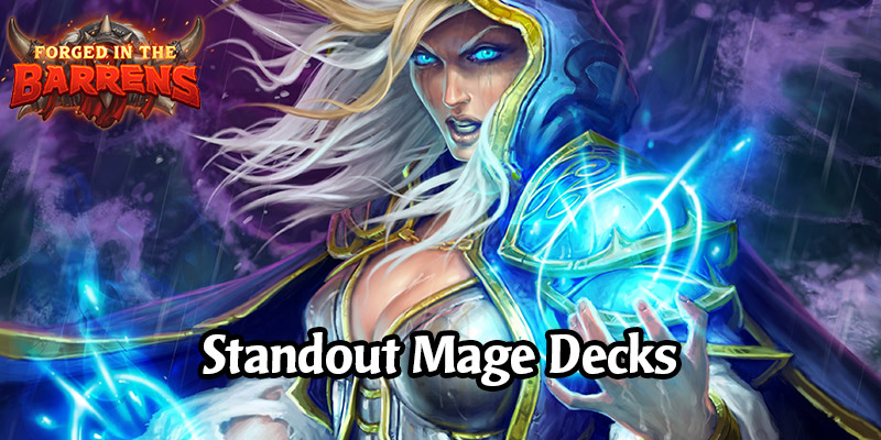 Early Standout Mage Decks in Forged in the Barrens - Play Something New