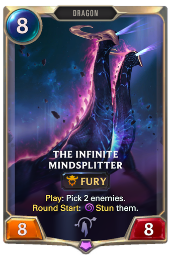 The Infinite Mindsplitter Card Image