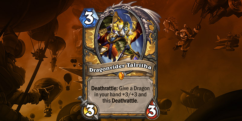 Three New Cards Revealed - Shu'ma, Dragonrider Talritha, Envoy of Lazul