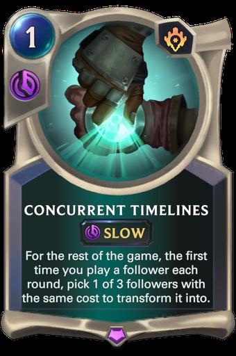 Concurrent Timelines Card Image