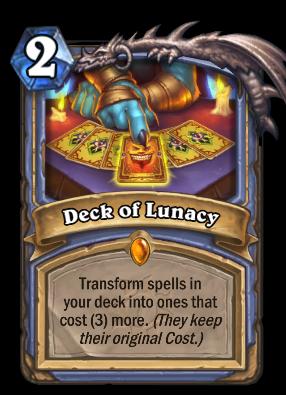 Deck of Lunacy Card Image
