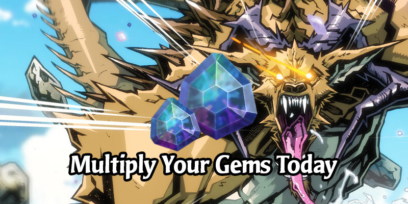 Turn Your 400 Gems or 2000 Gold into 500 Gems Today on MTG Arena