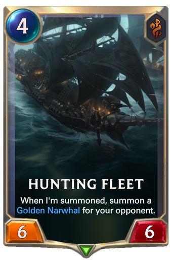 Hunting Fleet Card Image