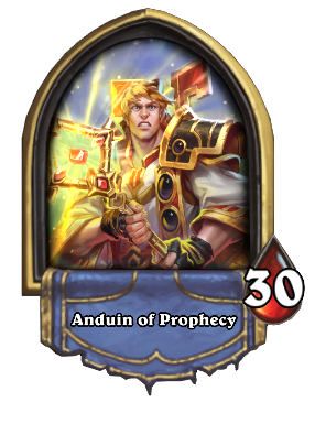 Anduin of Prophecy Card Image