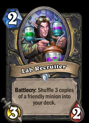 Lab Recruiter Card Image