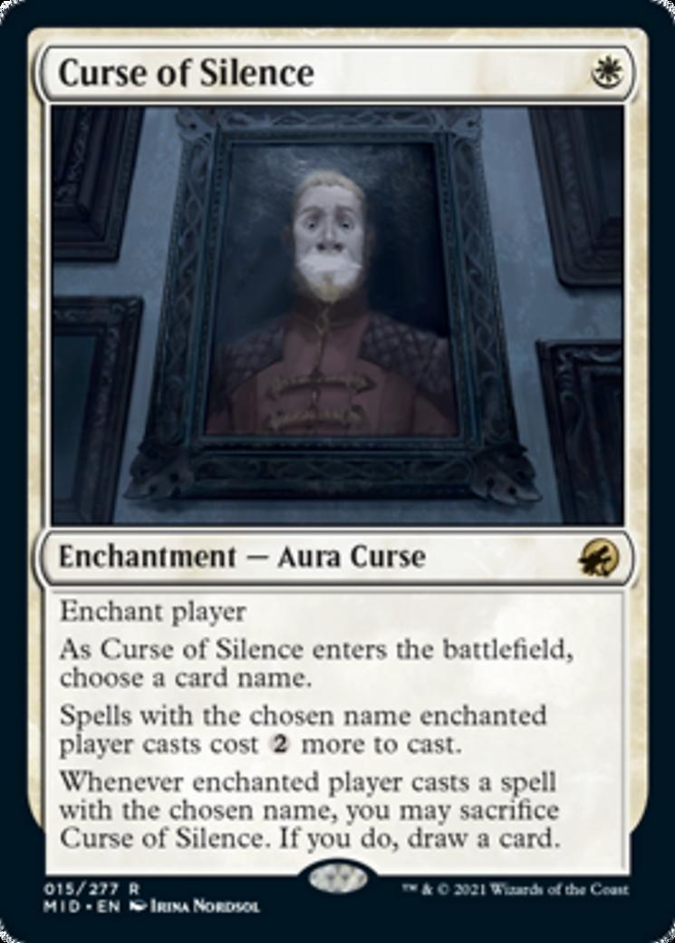Curse of Silence Card Image