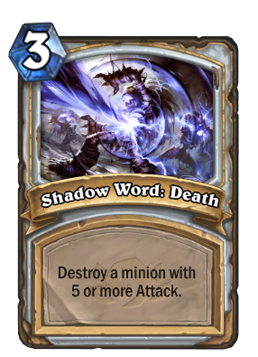 Shadow Word: Death Card Image