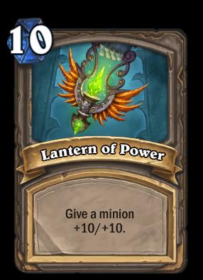 Lantern of Power Card Image