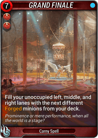 Grand Finale Card Image