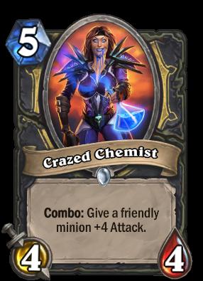 Crazed Chemist Card Image