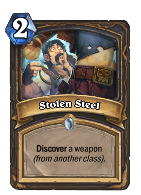 Stolen Steel Card Image