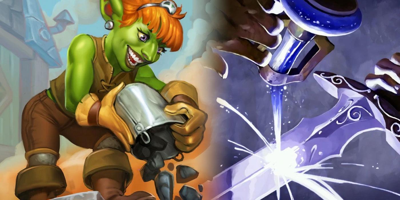 Weekend Wild Hearthstone Decks - Even Rogue, Big Beast Hunter, Aggro Druid, & More!