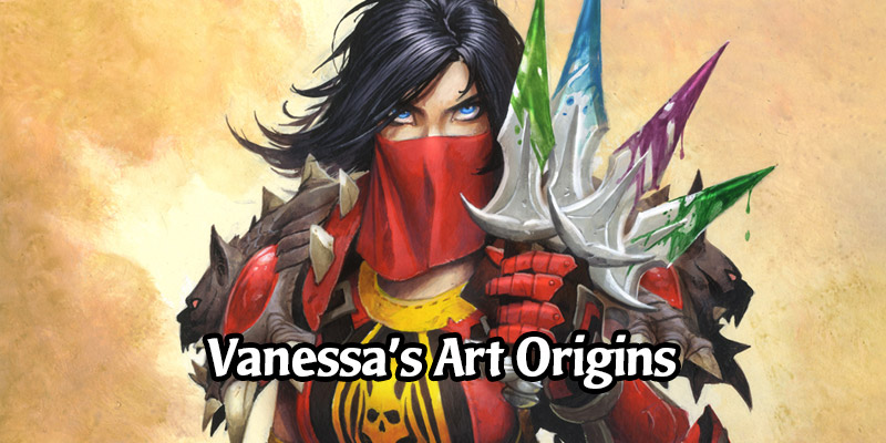 Hearthstone's Former Game Director, Ben Brode, Shines Light on the Origins of Vanessa VanCleef's Art From WoWTCG