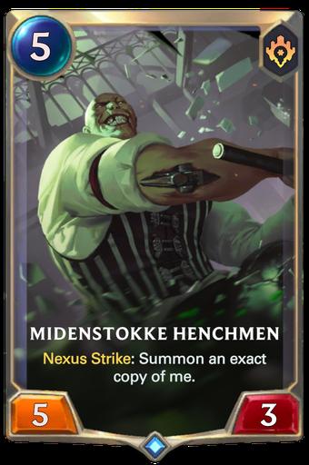 Midenstokke Henchmen Card Image