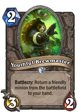Youthful Brewmaster Card Image