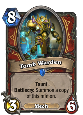 Tomb Warden Card Image