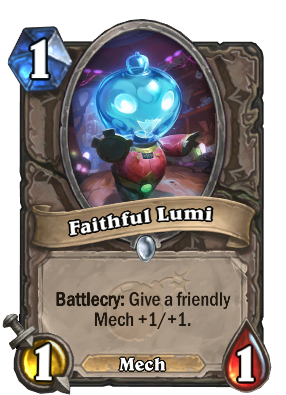 Faithful Lumi Card Image