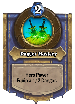 Dagger Mastery Card Image
