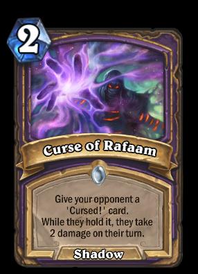 Curse of Rafaam Card Image