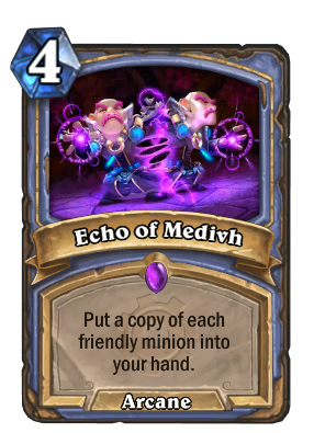 Echo of Medivh Card Image