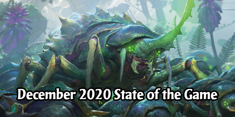 MTG Arena State of the Game December 2020 - New Token Limits, Arena Open Returns, Upcoming Events