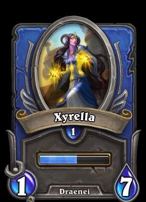 Xyrella Card Image