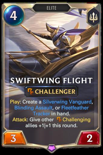Swiftwing Flight Card Image