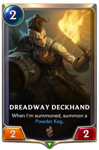 Dreadway Deckhand Card Image