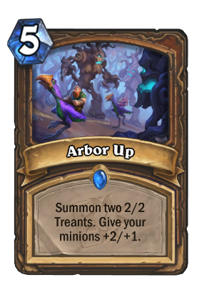 Arbor Up Card Image