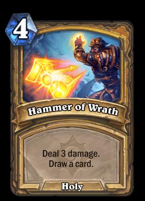 Hammer of Wrath Card Image