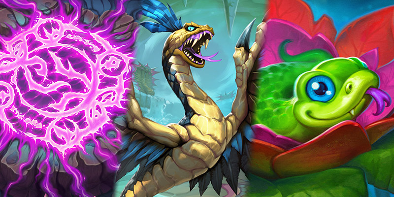 Our Thoughts on Wailing Caverns' Demon Hunter, Druid, & Hunter Cards