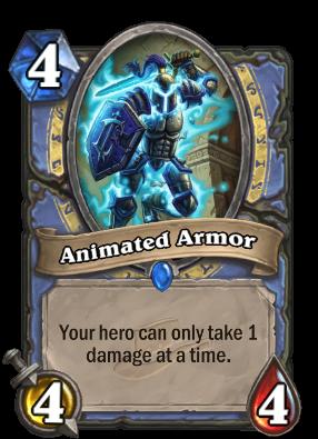 Animated Armor Card Image