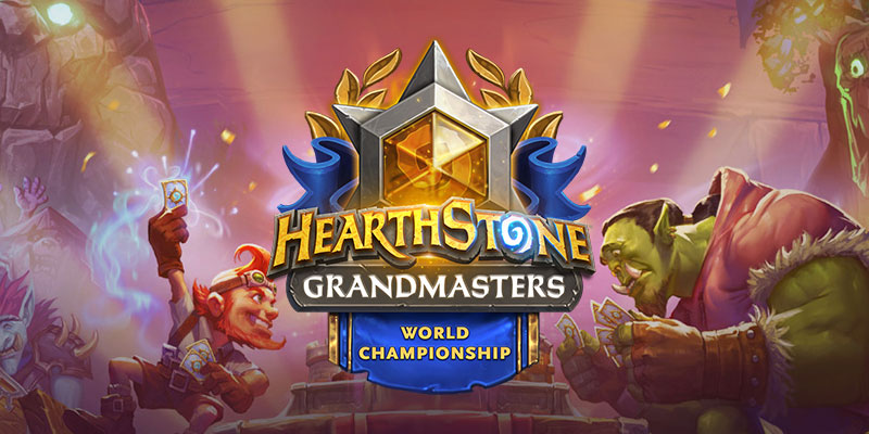 Hearthstone World Championship Takes Place This December! 12th & 13th Online-Only Event