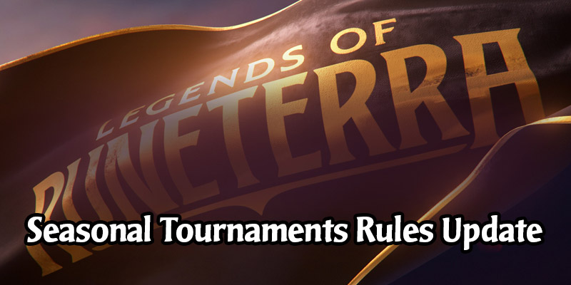 Runeterra's First Seasonal Tournament Will Allow Players to See Their Opponent's Decklists