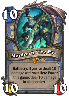 Mordresh Fire Eye Card Image