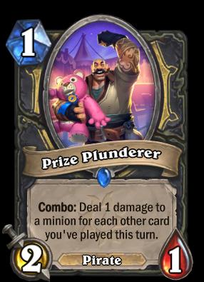 Prize Plunderer Card Image